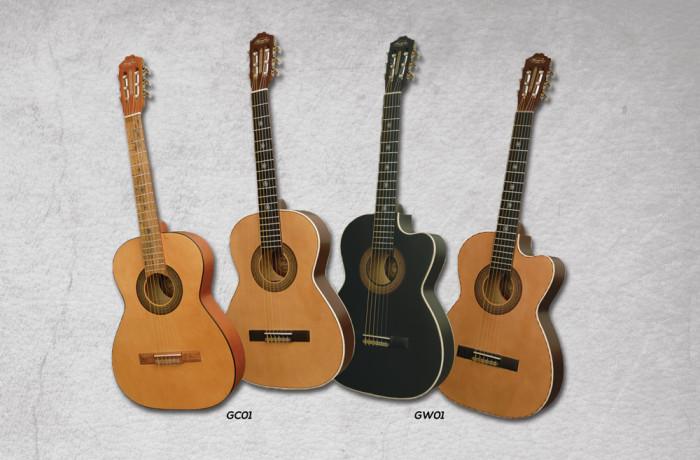 guitarras acusticas: